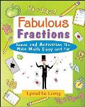 Fabulous Fractions Games & Activities That Make Math Easy & Fun