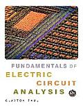Fundamentals of Electric Circuit Analysis (01 Edition)