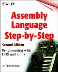 Assembly Language Step By Step Programming with DOS & Linux