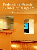 Professional Practice For Interior D 3rd Edition