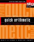 Quick Arithmetic : Self-teaching Guide (3RD 01 Edition)