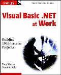 Visual Basic.Net at Work with CDROM