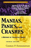 Manias Panics & Crashes 4th Edition A History Of