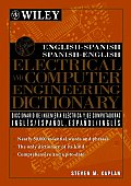 English Spanish Spanish English Electrical & Computer Engineering Dictionary