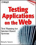 Testing Applications On The Web 1st Edition