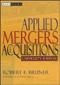 Wiley Finance #174: Applied Mergers and Acquisitions Cover