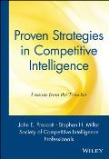 Proven Strategies in Competitive Intelligence: Lessons from the Trenches