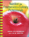 Nutrition For Foodservice & Culinary Pro