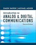Introduction To Digital & Analog Communicat 2ND Edition
