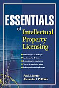 Essentials of Licensing Intellectual Property (Essentials) Cover