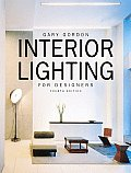 Interior Lighting for Designers Cover