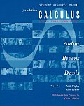Calculus 7TH Edition Student Resource Manual