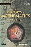 History Of Mathematics A Brief Cours 2nd Edition