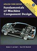 Fundamentals of Machine Component De 3RD Edition