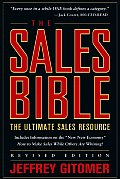 The Sales Bible: The Ultimate Sales Resource Cover