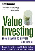 Value Investing From Graham to Buffett & Beyond