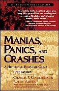 Manias Panics & Crashes A History of Financial Crises