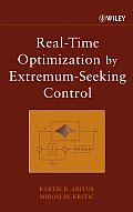 Real-Time Optimization by Extremum-Seeking Control