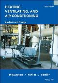 Heating Ventilating & Air Conditioning Analysis & Design