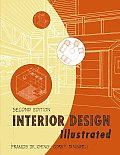 Interior Design Illustrated 2ND Edition Cover