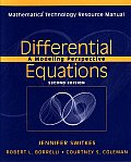 Mathematica Technology Resource Manual to Accompany Differential Equations, 2e