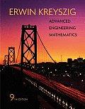 Advanced Engineering Mathematics 9th Edition