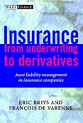 Insurance: From Underwriting to Derivatives: Asset Liability Management in Insurance Companies