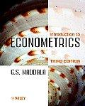 Introduction To Econometrics 3rd Edition