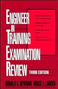 Engineer-In-Training Examination Review