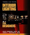 Interior Lighting For Designers 3rd Edition