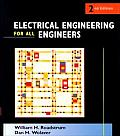 Electrical Engineering For All Engineers 2nd Edition