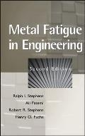 Metal Fatigue in Engineering 2nd Edition