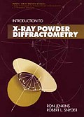 Introduction To X-ray Powder Diffractometry (96 Edition)