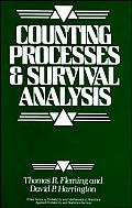 Counting Processes and Survival Analysis (Wiley Series in Probability & Mathematical Statistics)