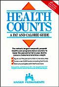 Health Counts A Fat & Calorie Guide