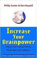 Increase Your Brainpower