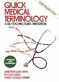 Quick Medical Terminology 3rd Edition A Self Tea