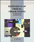 Techniques of PROLOG Programming with Implementation of Logical Negation and Quantified Goals