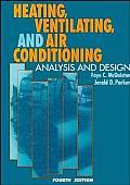 Heating, Ventilation & Air Conditioning Analysis & Design