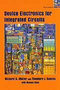 Device Electronics for Integrated Circuits (3RD 03 Edition)