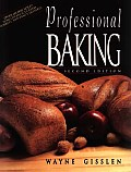 Professional Baking Cover