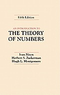 Introduction To the Theory of Numbers (5TH 91 Edition)