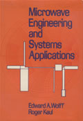 Microwave Engineering and Systems Applications