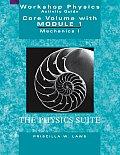 Workshop Physicsactivity Guide The Core Volume Mechanics I Kinematics & Newtonian Dynamics Units 1 7 Module 1