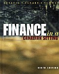 Finance in a Canadian setting