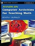 Hands On Computer Activities for Teaching Math Grades 3 8
