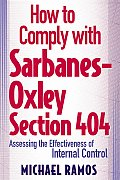 How To Comply With Sarbanes Oxley Sectio