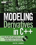 Modeling Derivatives in C++ [With CDROM]
