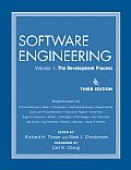 Software Engineering #01: The Development Process