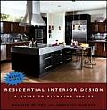 Residential Interior Design A Guide to Planning Spaces 1st Edition